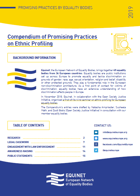 Compendium of Promising Practices