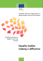 Equality Bodies making a difference
