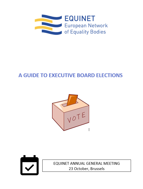 Cover of Equinet Election Guide
