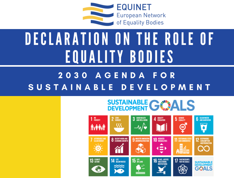 Declaration on the role of equality bodies