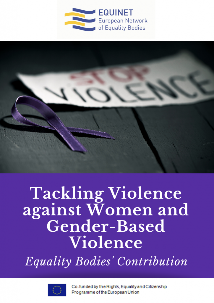 Tackling Violence against Women and Gender-Based Violence. Equality Bodies' Contribution
