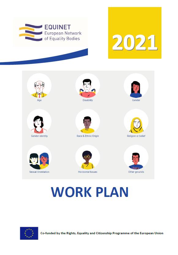 Work Plan 2021