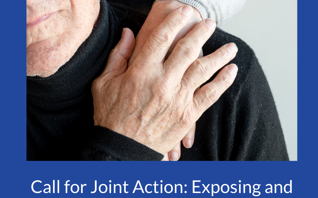 Blog Post: Call for Joint Action Exposing and tackling ageism together.
